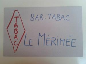 bar le Mérimée